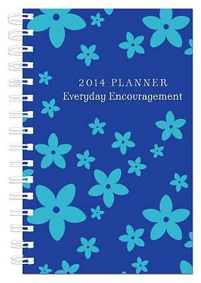 Everyday Encouragement 2014 Planner--Design 1