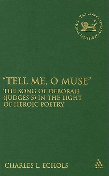 Tell Me, O Muse