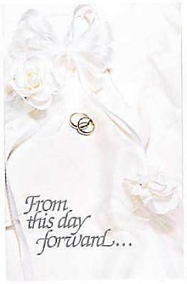 Wedding-From this Day Forward, Regular Size (Package of 50)