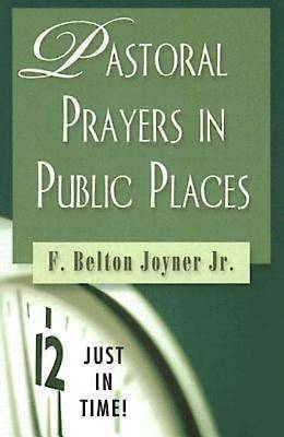 Just in Time! Pastoral Prayers in Public Places - eBook [ePub]