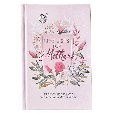 Picture of Life Lists for Mothers Hardcover