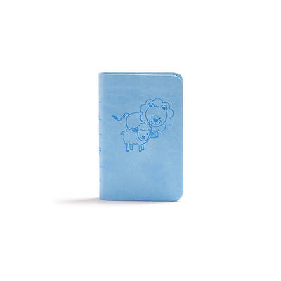 CSB Babys New Testament with Psalms, Blue Imitation Leather