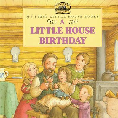 Picture of A Little House Birthday