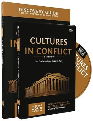 Picture of Cultures in Conflict Discovery Guide with DVD