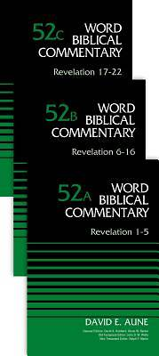 Picture of Revelation (3-Volume Set---52a, 52b, and 52c)