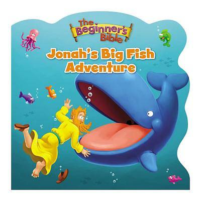 Picture of The Beginner's Bible Jonah's Big Fish Adventure