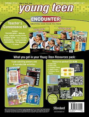 Standard Encounter Young Teen Teacher Kit Spring 2014