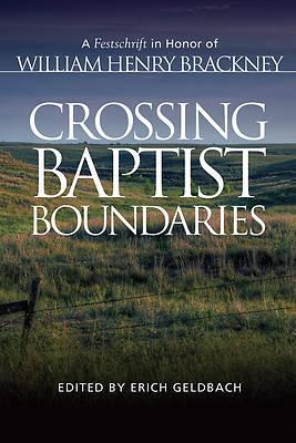 Picture of Crossing Baptist Boundaries