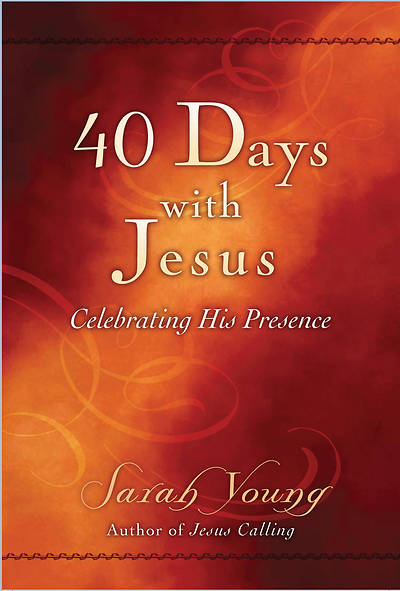40 Days with Jesus - Pack of 25