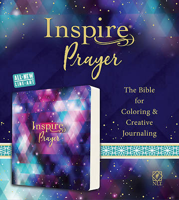 Picture of Inspire Prayer Bible NLT (Softcover)
