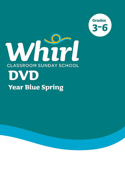 Whirl Classroom Grades 3-6 DVD Blue Spring