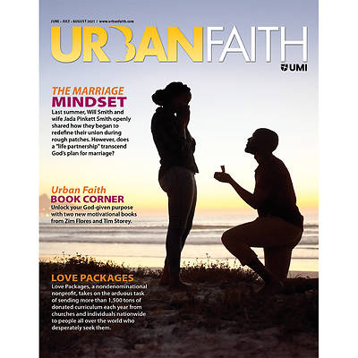 Picture of UMI Urban Faith Student Magazine Summer 2021