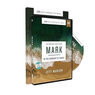 Picture of Mark Study Guide with DVD