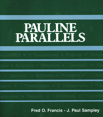 Foundations & Facet New Testament Series - Pauline Parallels
