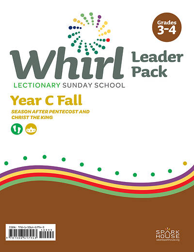 Whirl Lectionary Grades 3-4 Leader Guide Fall Year C