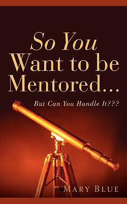 So You Want to Be Mentored...