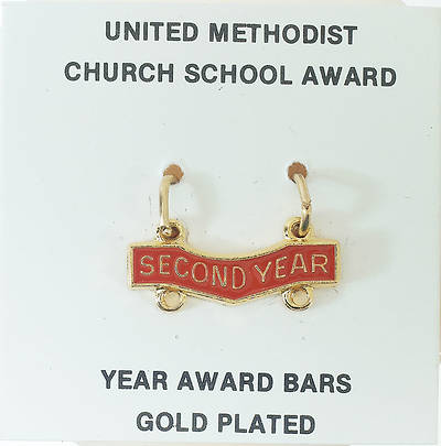 United Methodist Attendance Bar