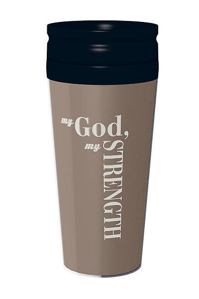 My Strength - Travel Mug
