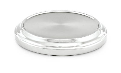 Communionware Silver-tone Bread Plate Base