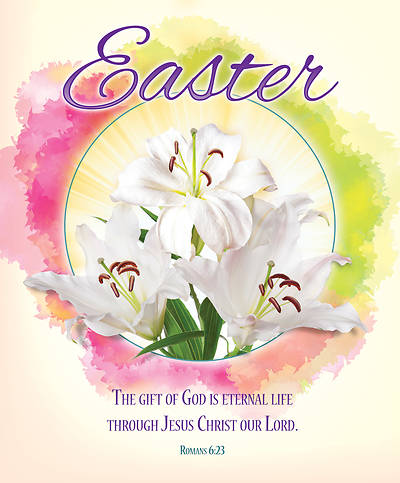 Easter! Easter Bulletin - Legal Size - Pack of 100