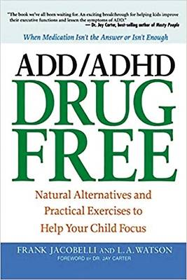 Picture of ADD/ADHD Drug Free