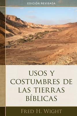 Picture of Usos y Costumbres de Las Tierras Biblicas