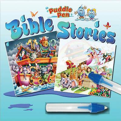 Picture of Puddle Pen Bible Stories