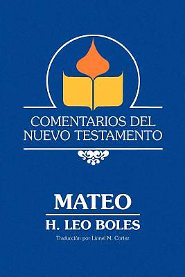Picture of Un Comentario Sobre el Evangelio Segun Mateo