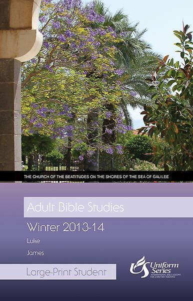 Adult Bible Studies Winter 2013-2014 Student - Large Print