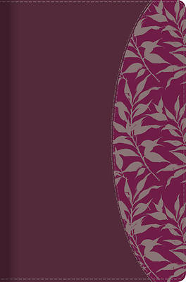 Picture of Rvr 1960 Biblia de Estudio Para Mujeres, Tinto Simil Piel Con Indice