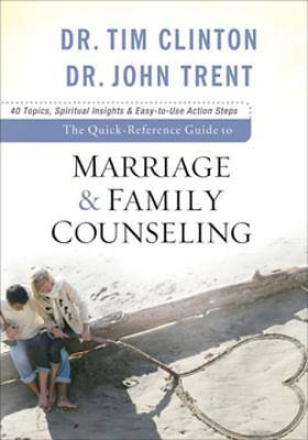 Picture of The Quick-Reference Guide to Marriage & Family Counseling