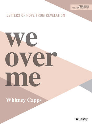 Picture of We Over Me - Bible Study Book