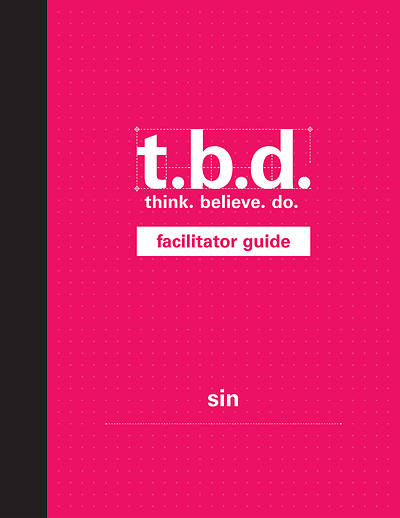 Picture of T.B.D.: Sin Facilitator Guide