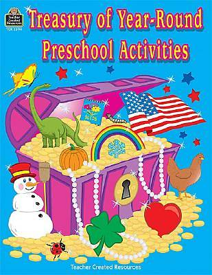 Treasury of Year-Round Preschool Activities