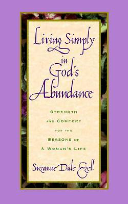 Picture of Living Simply in God's Abundance