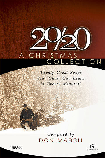 20/20: A Christmas Collection Choral Book