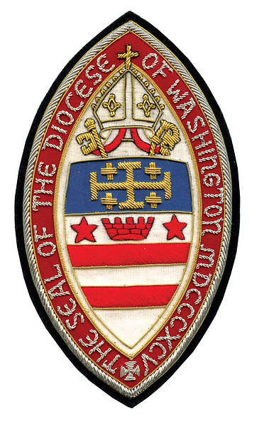 SEAL-DIOCESE OF WASHINGTON