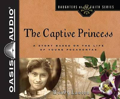 Picture of The Captive Princess (Library Edition)
