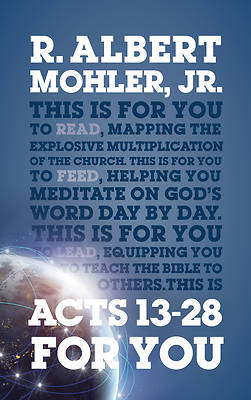 Picture of Acts 13-28 for You