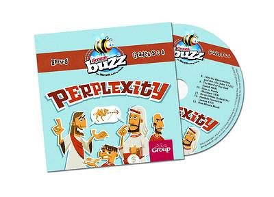 Picture of Buzz Grades 5-6 Perplexity CD Spring 2021