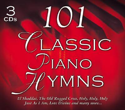 Picture of 101 Classic Piano Hymns CD