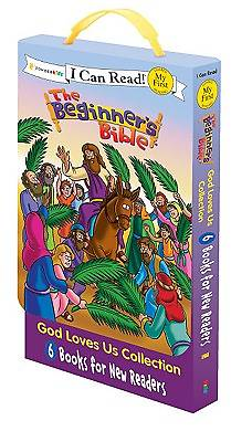 Picture of The Beginner's Bible God Loves Us