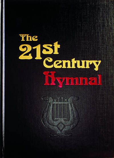 New National Baptist Hymnal Black