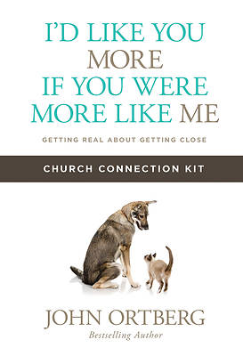I'd Like You More If You Were More Like Me Church Connection Kit