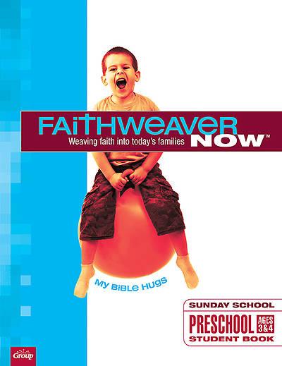 Picture of FaithWeaver NOW Preschool Student Book: My Bible Hugs Spring 2014