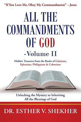 Picture of All the Commandments of God-Volume Ii