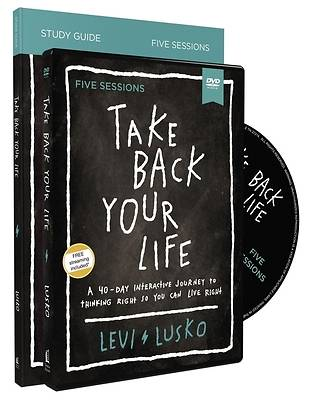 Picture of Take Back Your Life Study Guide with DVD