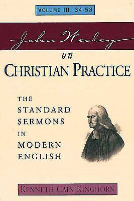 John Wesley on Christian Practice Volume 3 - eBook [Adobe]