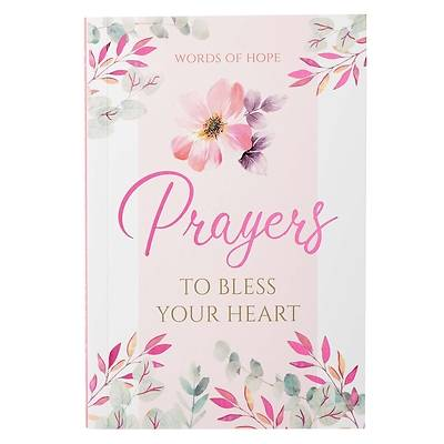 Picture of Words of Hope - Prayers to Bless Your Heart