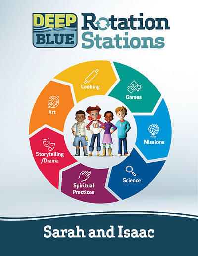 Picture of Deep Blue Rotation Stations: Sarah and Isaac - Entire Unit Download